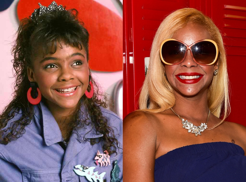 Lark Voorhies -  There wasn't a girl watching  Saved By the Bell  who didn't want to raid Lisa Turtle's closet. Seriously, the girl had the best wardrobe on TV.