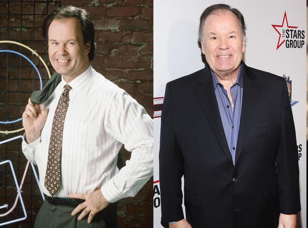 "Dennis Haskins -  ""Hey, hey, hey- what is going on here?! "" Though he was a pretty strict principal, Mr. Belding was a pretty cool dude outside of Bayside High. (He was even described as the Zack Morris of the '60s!)  After sending off the original six, Haskins went on to star on  Saved By the Bell: The New Class , which ended in 2000."