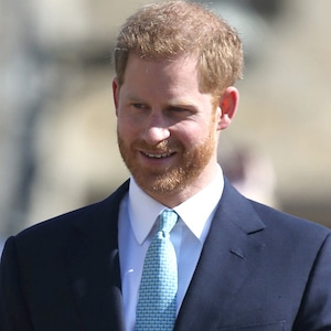 Prince Harry, Easter Sunday Service