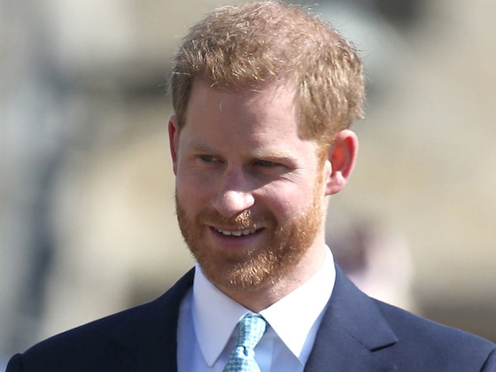 Prince Harry Reunites With Prince William and Kate Middleton at Easter Sunday Service