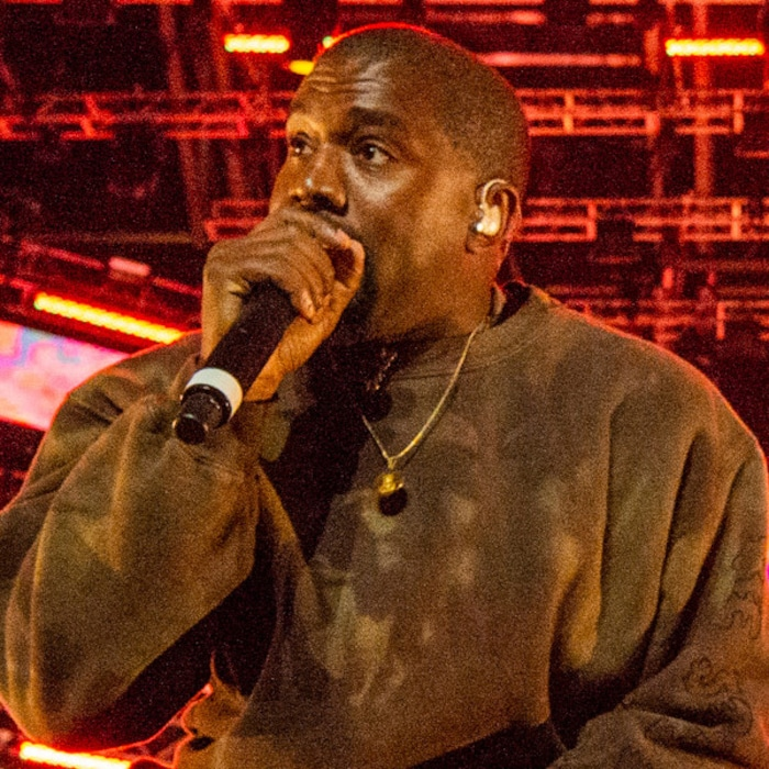 ffbb8698975d Kanye West Brings Sunday Service to Coachella and Is Joined by Family and  Famous Friends | E! News