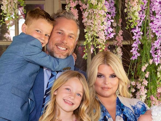 Jessica Simpson's Husband Eric Johnson Quit Drinking in Solidarity With Her