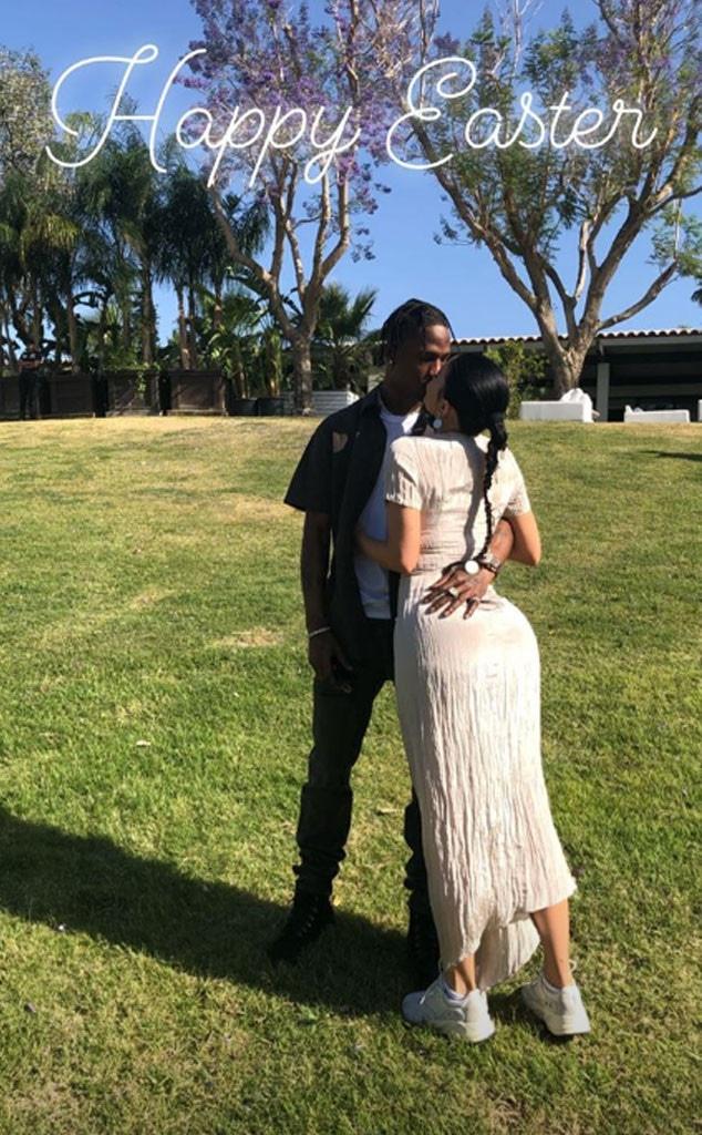 Kylie Jenner, Travis Scott, Coachella, Easter
