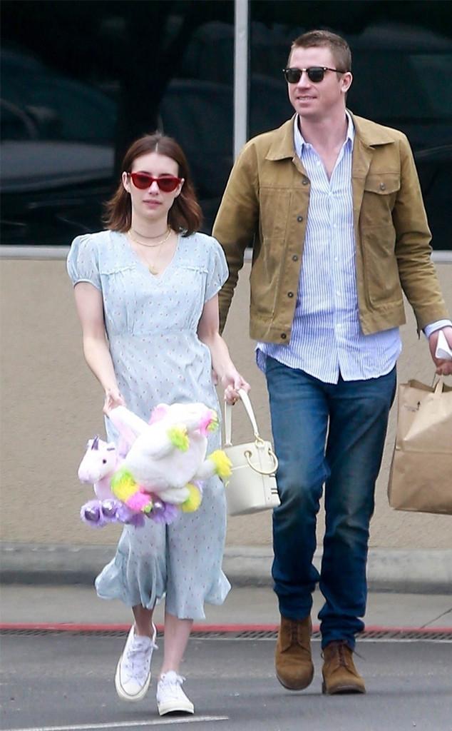 Look Back At Emma Roberts And Garrett Hedlund S Romance E Online