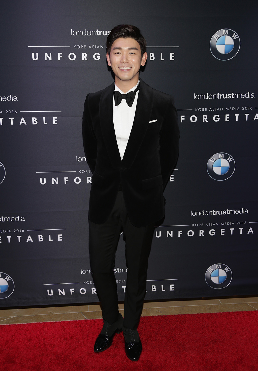 Eric Nam, 15th Annual Unforgettable Gala