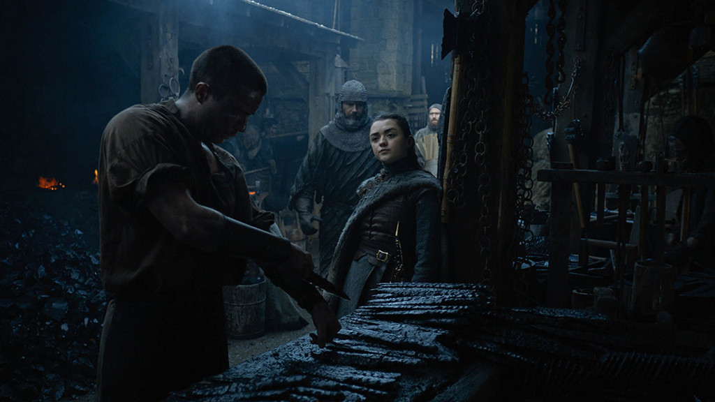 Game of Thrones, Episode, Arya, Gendry