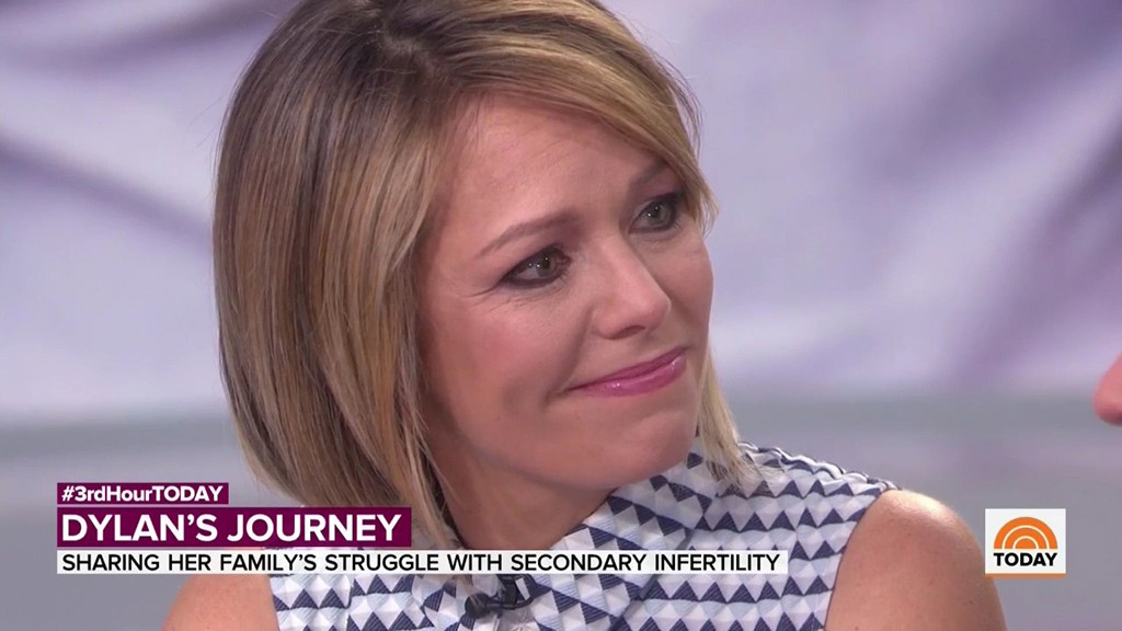 Dylan Dreyer, Miscarriage