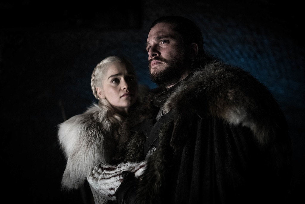 Game of Thrones, Episode, Daenerys, Jon