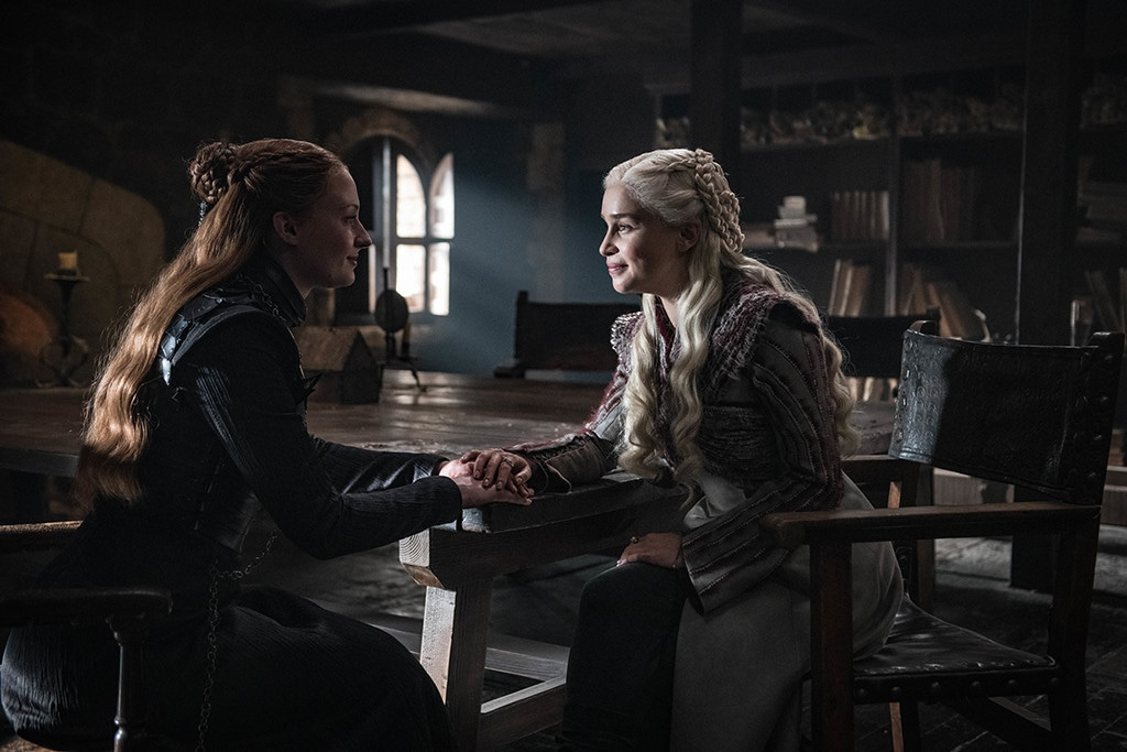 Game of Thrones, Episode, Sansa, Daenerys