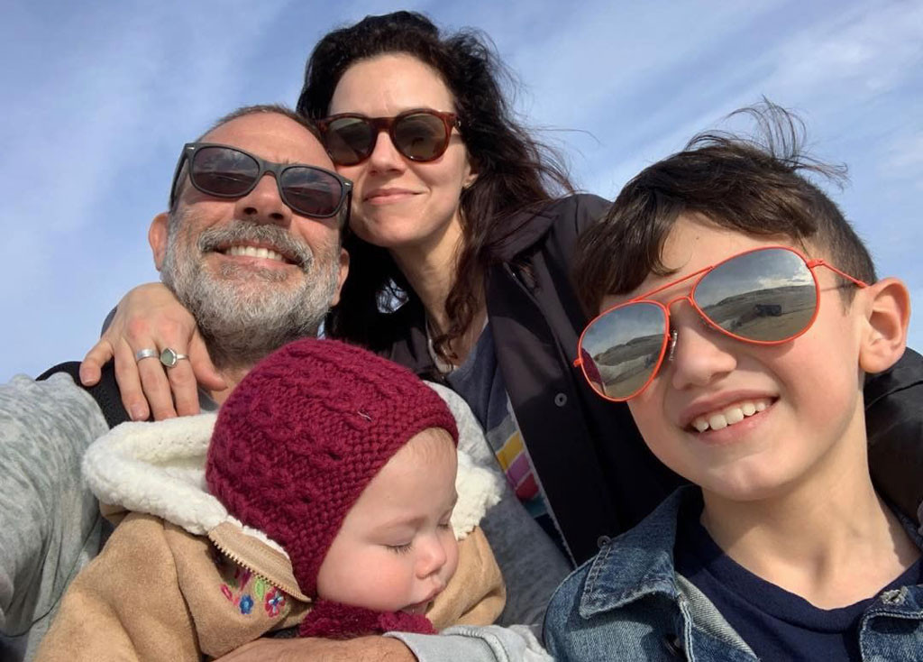 Hilarie Burton Shares Sweet Family Video for Jeffrey Dean Morgan's Birthday