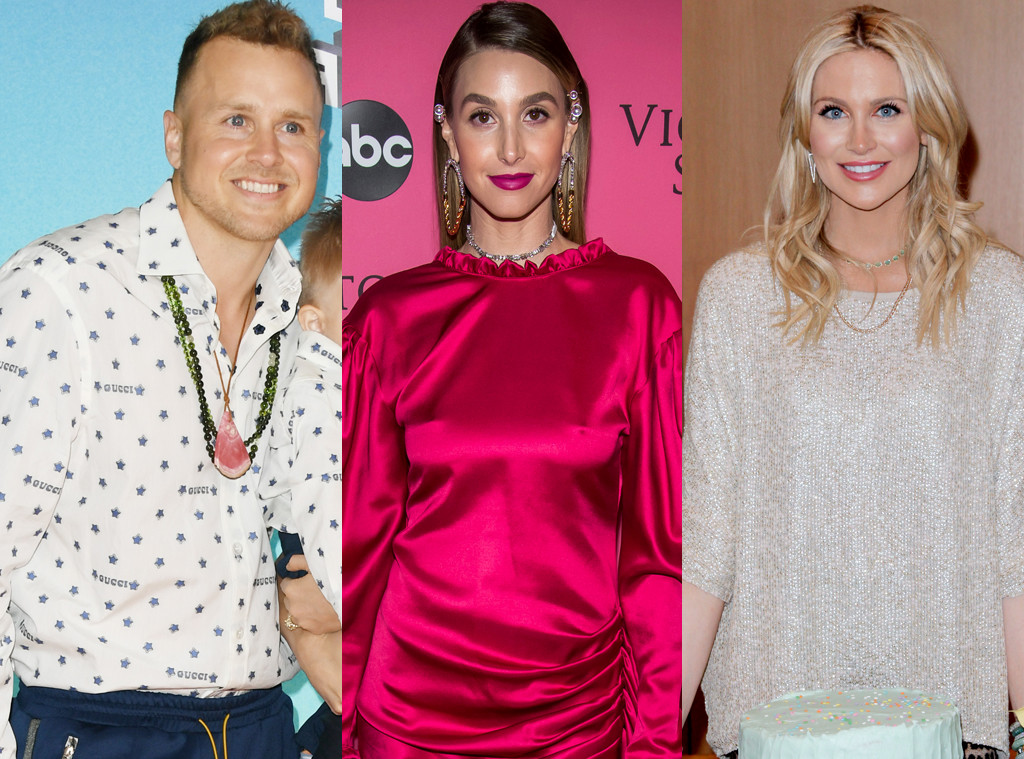 Spencer Pratt, Whitney Port, Stephanie Pratt