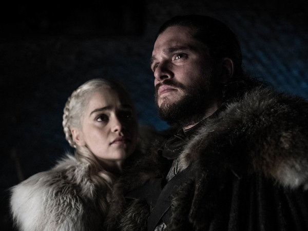 Emilia Clarke Was &quot;Flabbergasted&quot; By Daenerys' <i>Game of Thrones</i> Ending