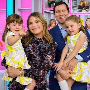 Jenna Bush Hager, Henry Hager, Family