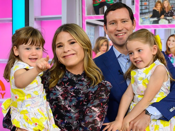 <i>Today</i>'s Jenna Bush Hager Is Pregnant: Find Out the Sex of Baby No. 3
