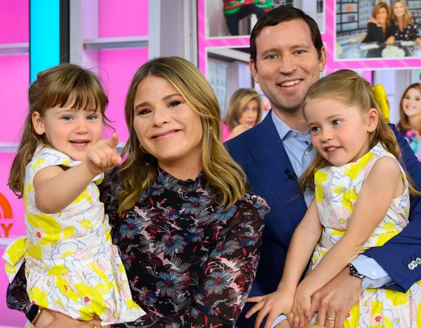 Todays Jenna Bush Hager Is Pregnant Find Out The Sex Of -6912