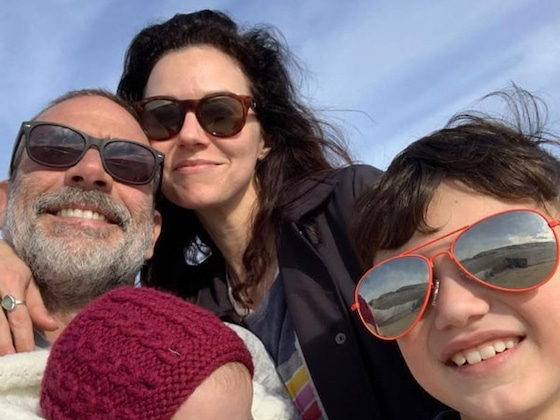 Hilarie Burton Shares Sweet Family Video for Jeffrey Dean Morgan's Birthday