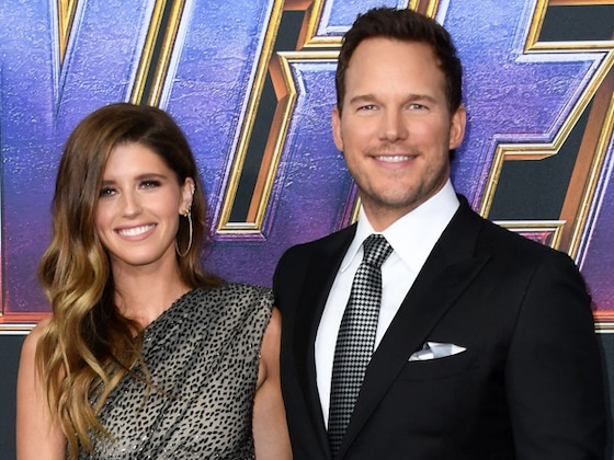 Chris Pratt and His Pigs Pay Tribute to Katherine Schwarzenegger on Her 30th Birthday