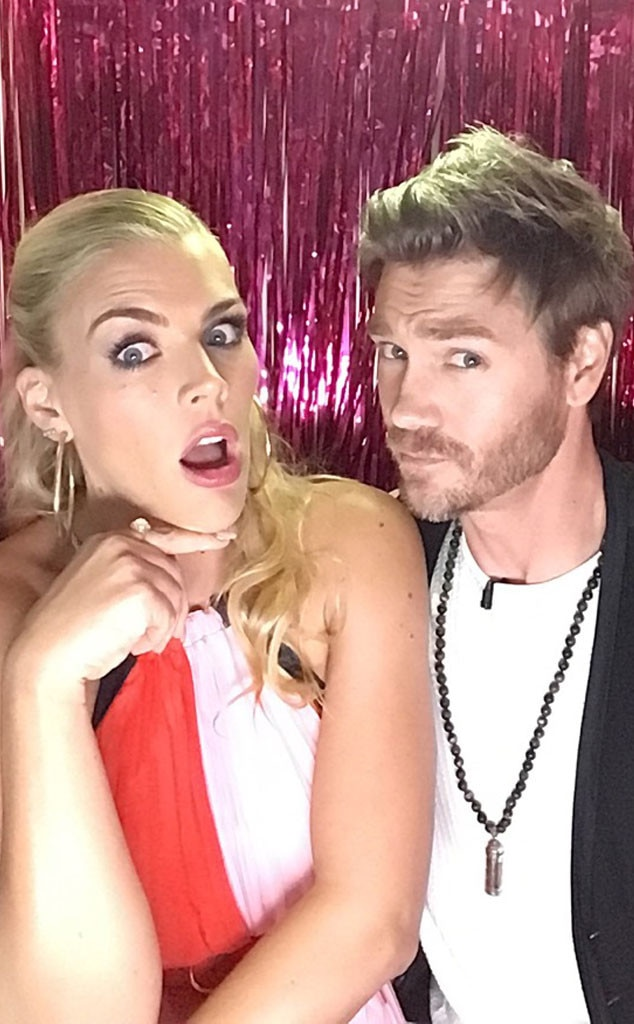 Chad Michael Murray, Busy Tonight, Photo Booth