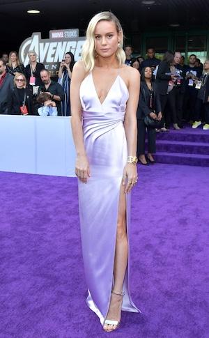 Brie Larson, Avengers: Endgame Premiere