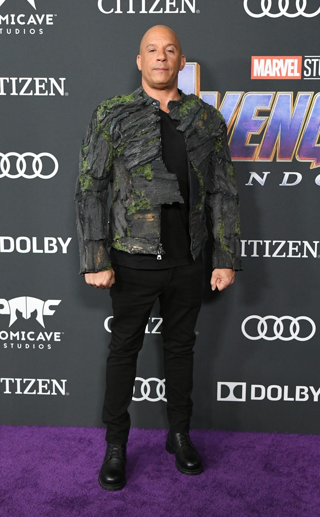 Vin Diesel -  He's Groot!