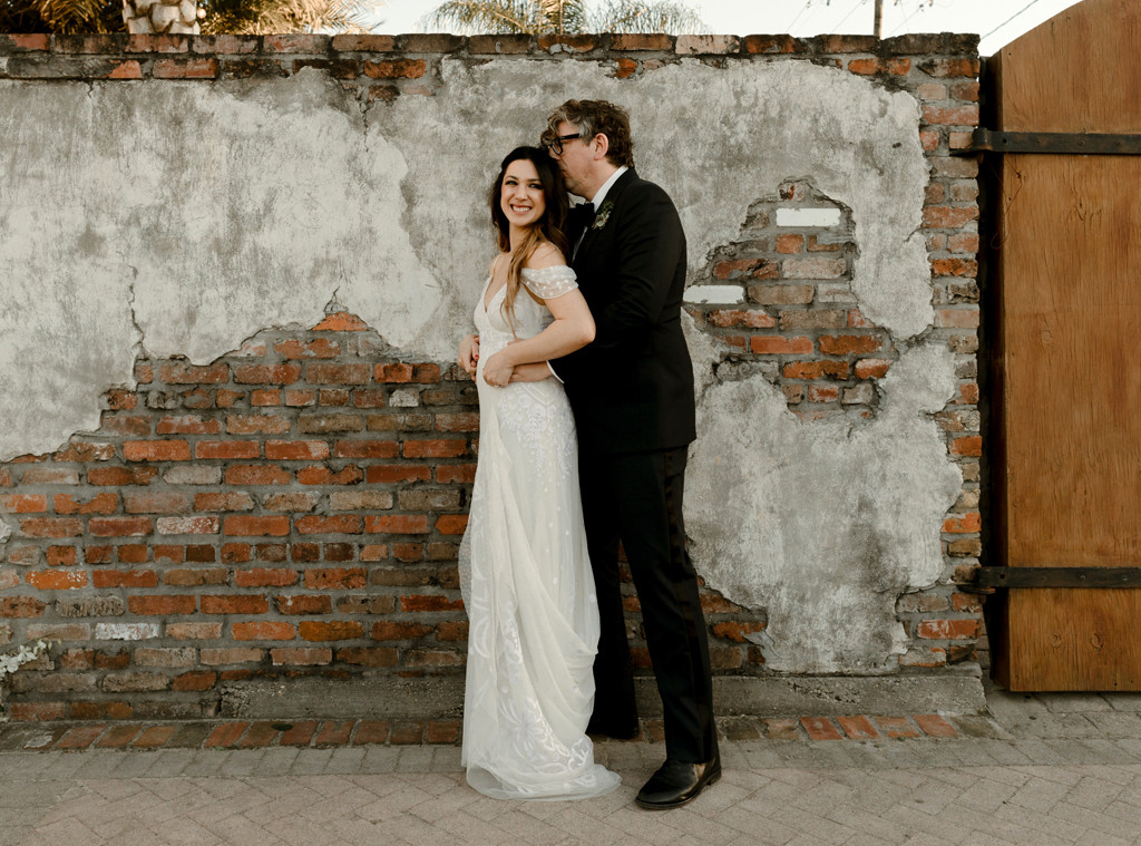 Michelle Branch, Patrick Carney, New Orleans Wedding