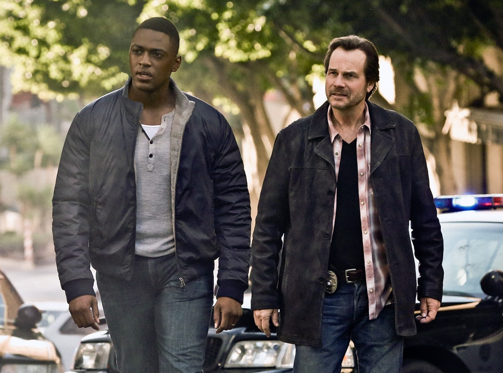 Bill Paxton,  Training Day  - Training Day , CBS' 2017 adaptation of the iconic  Denzel Washington  film, had only been on the air for four weeks when its star  Bill Paxton  passed away suddenly at the age of 61 after complications from a surgery to replace a heart valve and repair damage to his aorta caused a stroke. Because the midseason debut had already completed production on its entire 13-episode order prior to its debut, it meant that Paxton fans would get to spend nine more weeks watching the actor in action.