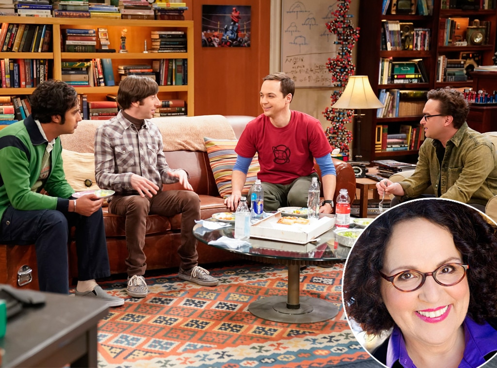 Carol Ann Susi,  The Big Bang Theory  -  Though she was never seen on screen,  Carol Ann Susi  was an indelible part of the fabric of The Big Bang Theory, as she voiced Debbie, the oft-heard mother of  Simon Helberg 's Howard Wolowitz, for eight seasons until she passed away from cancer on November 11, 2014 at the age of 62. To pay tribute to both Susi and the character, the show killed Debbie off as well, with Howard receiving a phone call in a February 2015 episode informing him that his mother had died while visiting family in Florida.