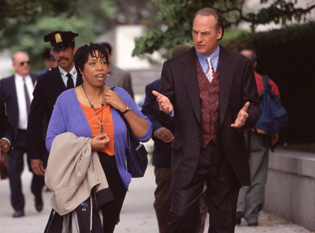 Lynne Thigpen,  The District  -  After she endeared herself to millennial gumshoes everywhere as The Chief on the classic '90s game show  Where in the World Is Carmen Sandiego ,  Lynne Thigpen  took a starring role on this CBS procedural starring  Craig T. Nelson  that debuted in 2000. Playing crime analyst Ella Mae Farmer, she appeared on the show for three seasons until she died suddenly of a cerebral hemorrhage in her home after complaining of a headache for days.