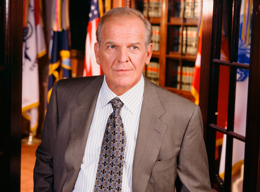 John Spencer,  The West Wing  -  When journeyman actor  John Spencer  died of a heart attack on December 16, 2005, four days before his 59th birthday, he'd filmed two of the five  West Wing  episodes there were in post-production at that point in the show's seventh season. His character, Leo McGarry, had kicked off a bid for Vice President alongside  Jimmy Smits ' Congressman Santos after years of serving as chief of staff and, later, counselor to President Bartlett ( Martin Sheen ). With the character coincidentally surviving a near-fatal heart attackduring season six, Spencer's death was written into the show, with McGarry said to have died of a heart attack on election night. His name was kept in the opening credits for the remainder of the season, which would prove to be the show's last.