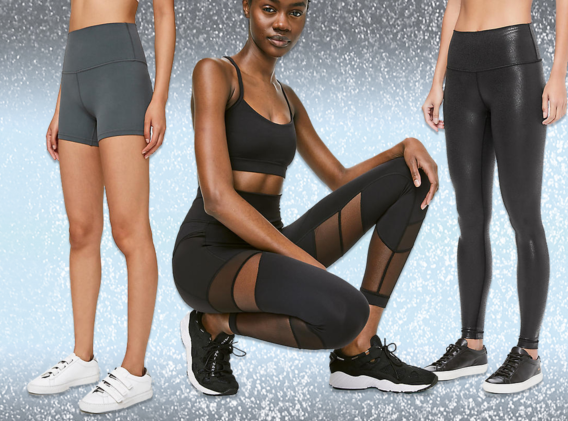 E-Comm: LuluLemon Workout Bottoms