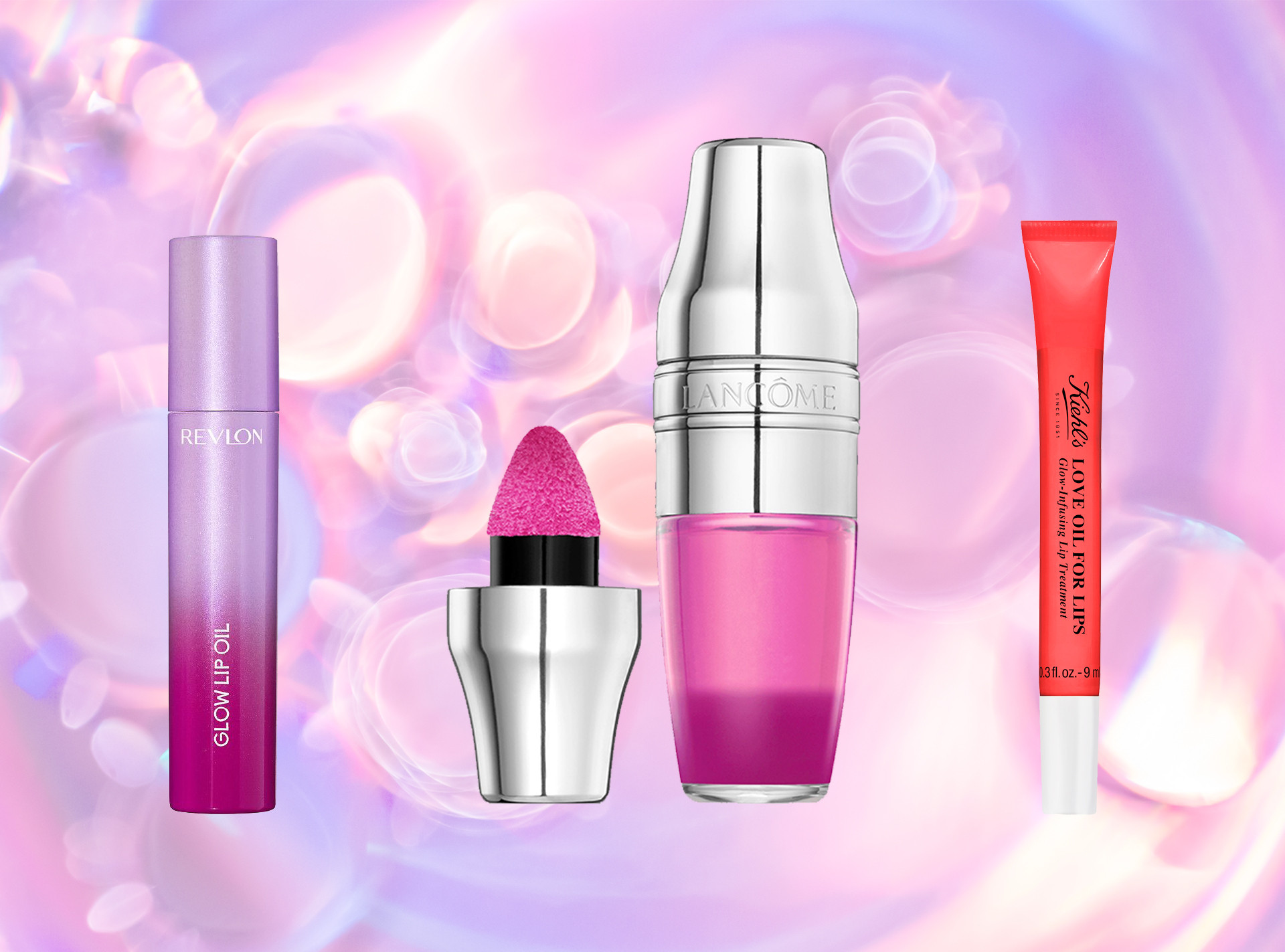 E-Comm: How to Use Lip Oils