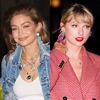 Gigi Hadid, Taylor Swift, Birthdays, Gigi Hadid Birthday Party