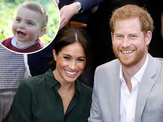 Read Meghan Markle and Prince Harry's Loving Birthday Message to Prince Louis