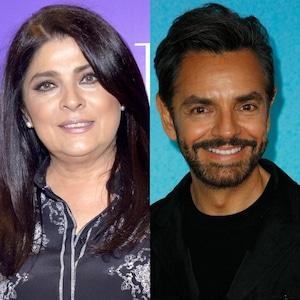 Victoria Ruffo, Eugenio Derbez