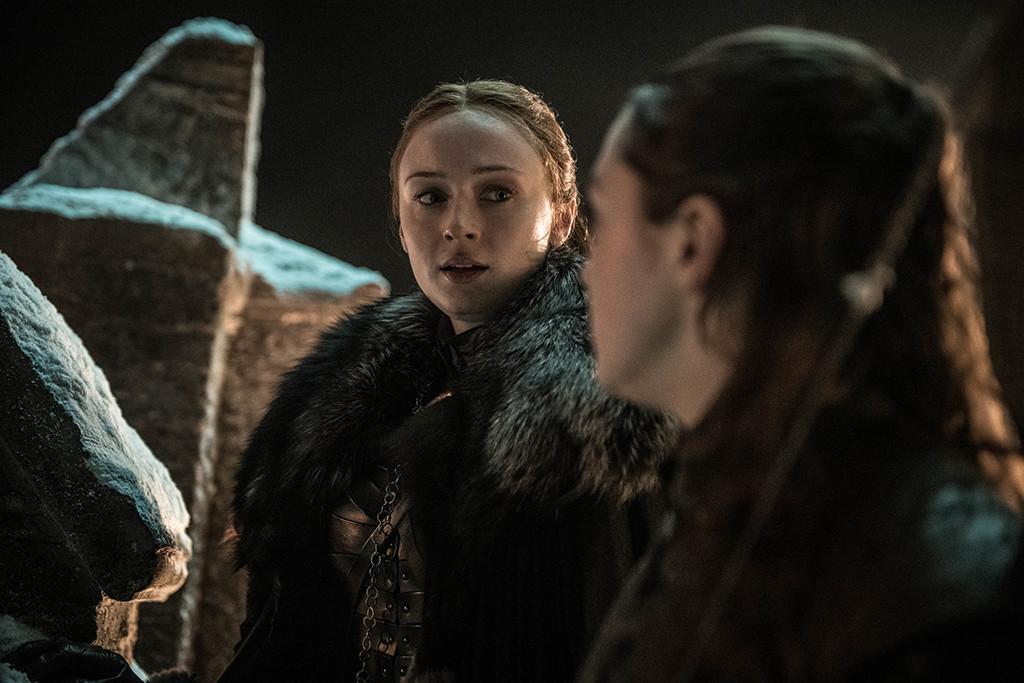 Game of Thrones Episode 3, Sansa, Arya