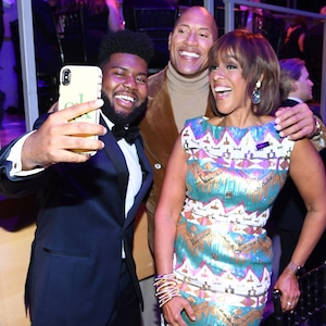 Khalid, Dwayne Johnson, Gayle King, Time 100 Gala 2019