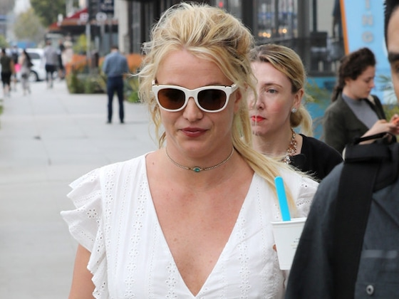 Britney Spears Steps Out for Frozen Yogurt Amid Fan Speculation Over Treatment