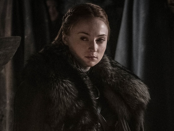 So, Sophie Turner's <I>Game of Thrones</i> Tattoo Really Was a Spoiler This Whole Time?</I>