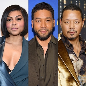 Taraji P. Henson, Jussie Smollett, Terrence Howard