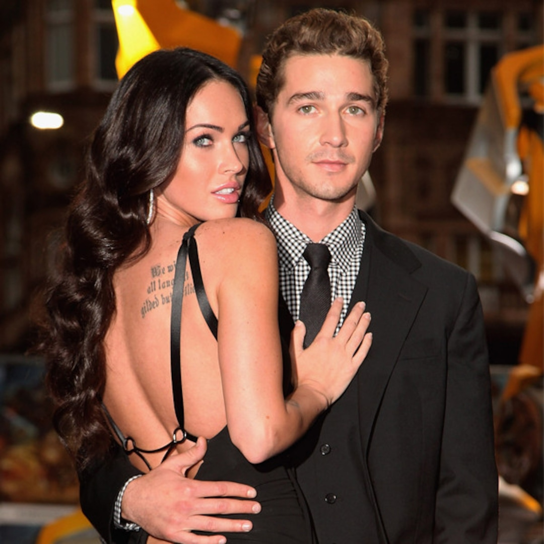 Megan Fox Reminisces on Her Transformers Days With Shia LaBeouf in ...