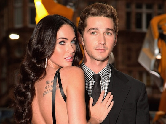 Megan Fox Reminisces on Her <i>Transformers</i> Days With Shia LaBeouf in Epic Throwback Photo