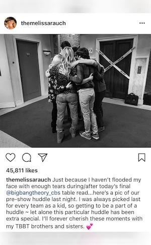 Big Bang Theory, Final Episode