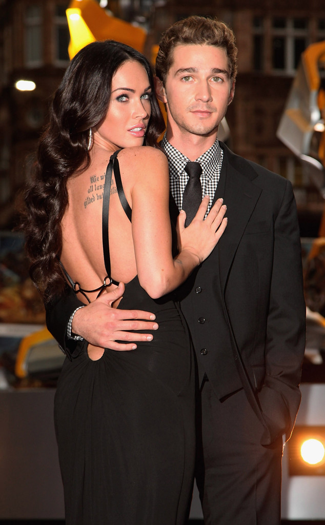 Megan Fox Reminisces on Her Transformers Days With Shia LaBeouf in Epic Throwback Photo