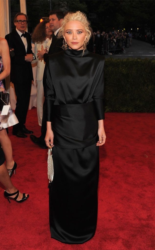 Mary-Kate Olsen, Schiaparelli And Prada: Impossible Conversations, Met Gala 2012
