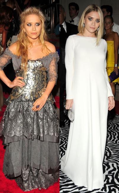 Mary-Kate Olsen, Ashely Olsen , 2009 MET Gala