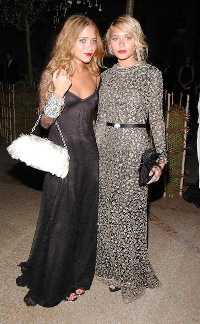 Mary-Kate Olsen, Ashley Olsen, Met Gala 2006