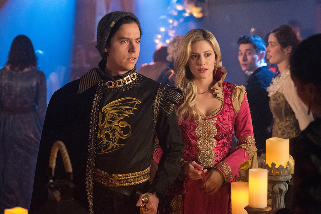 The Riverdale Prom Looks as Bonkers As You'd Expect