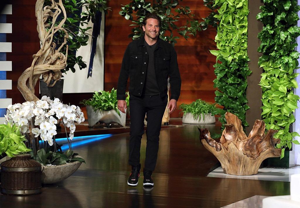 Bradley Cooper, The Ellen DeGeneres Show