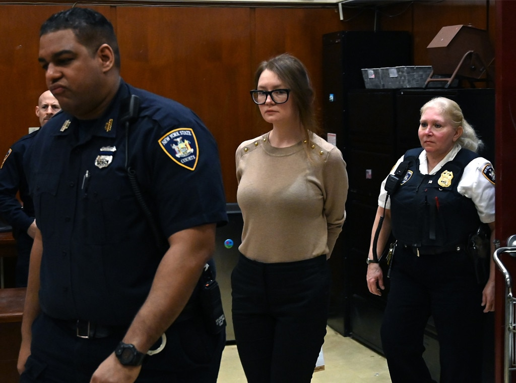 Fake Heiress Anna Delvey-Sorokin Found Guilty in Fraud Trial