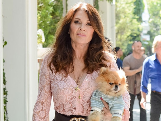 Lisa Vanderpump Stops Filming <i>Vanderpump Rules</i> After Mom Dies a Year After Brother's Suicide
